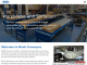 Conveyor Systems and Automation Solutions | Monk Conveyors